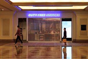 Fachada Duty Free Americas