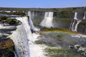EUA isenta Cataratas do Iguaçu de pontos turísticos a evitar para viajar