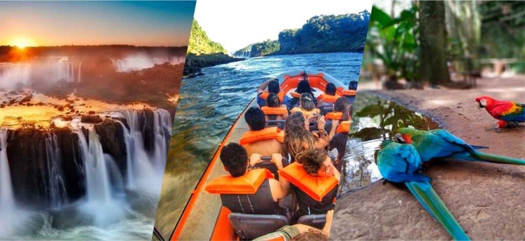 4 dias em Foz do Iguaçu