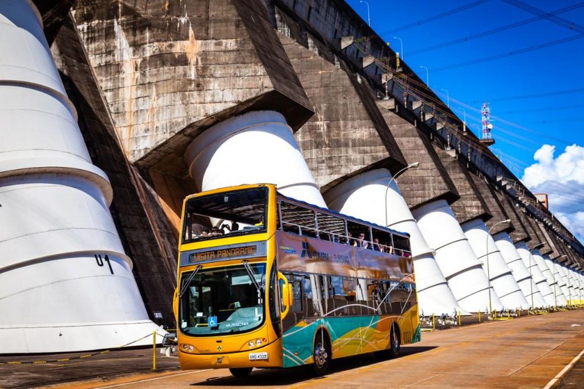 Visita Panorâmica - Itaipu Binacional
