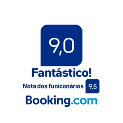 Nota Booking - Hotel Del Rey Quality em Foz do Iguaçu/PR