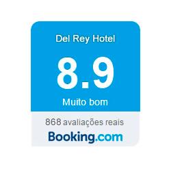 Selo de Excelência na Booking.com