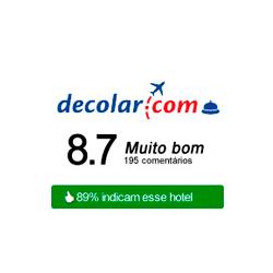Nota Decolar - Del Rey Quality Hotel em Foz do Iguaçu/PR