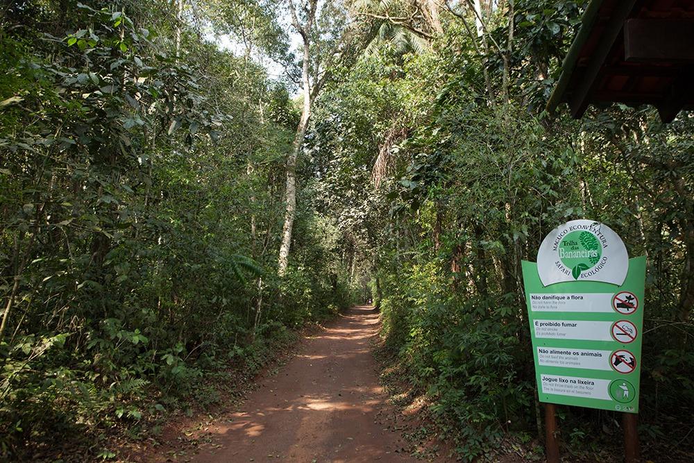 Trilha das Bananeiras - Parque Nacional do Iguaçu