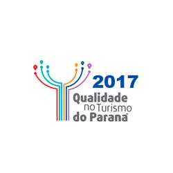 Selo 2017 de Qualidade no Turismo em Foz do Iguaçu - PR