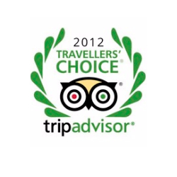 Traveler's Choice 2012 da Trip Advisor - Del Rey Quality Hotel