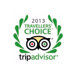 Travellers Choice TripAdvisor 2013