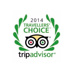 Travellers Choice TripAdvisor 2014