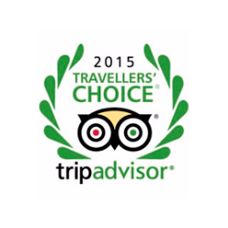 Travellers Choice TripAdvisor 2015