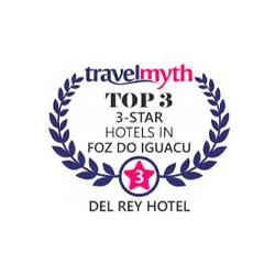 Hotel Top 3 no TravelMyth em Foz do Iguaçu