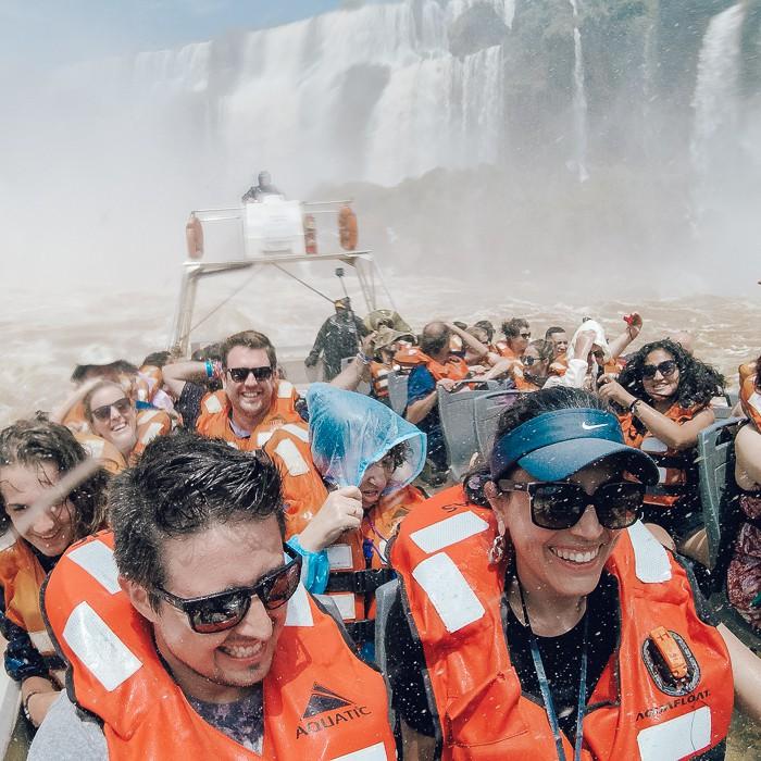 Gran Aventura Argentina - Passeio Macuco Safari