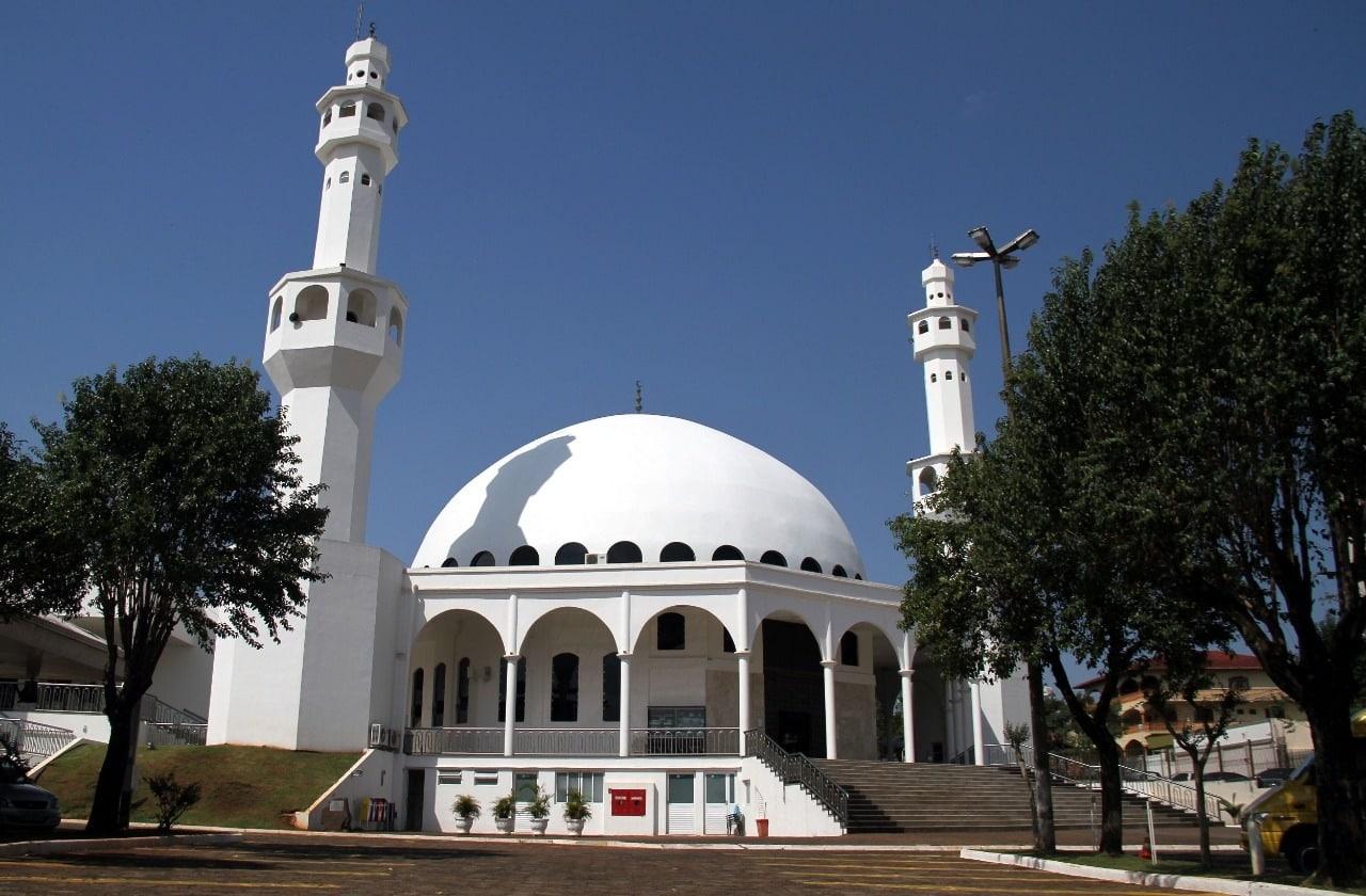 Mesquita em Foz do Iguaçu