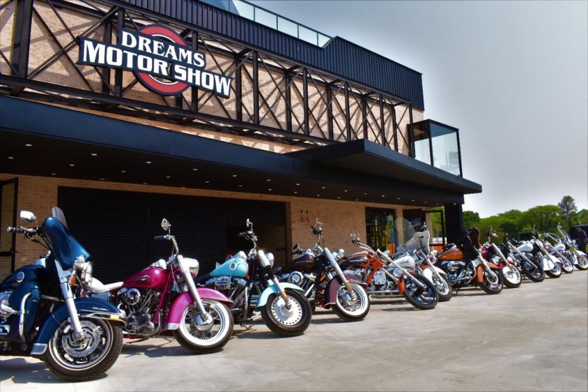 Museu de Motos Clássicas em Foz do Iguaçu