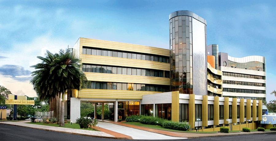 Descubra o melhor hotel no centro de Foz