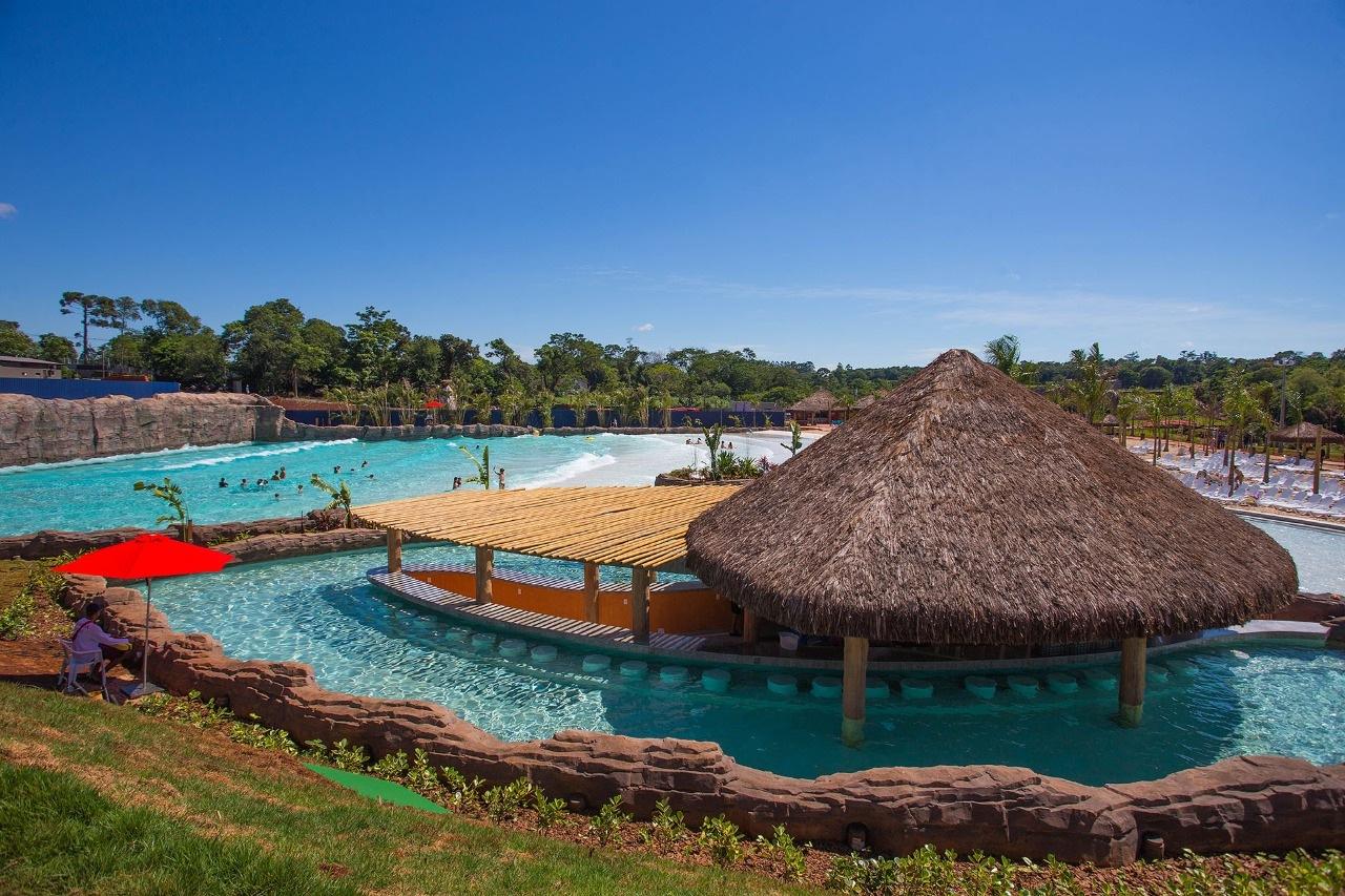 Parques Aquáticos em Foz do Iguaçu - Blue Park