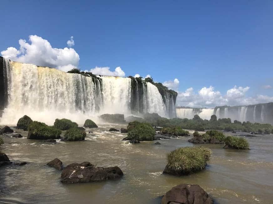 Cataratas do Iguaçu - Um dos 10 destinos imperdíveis no mundo.