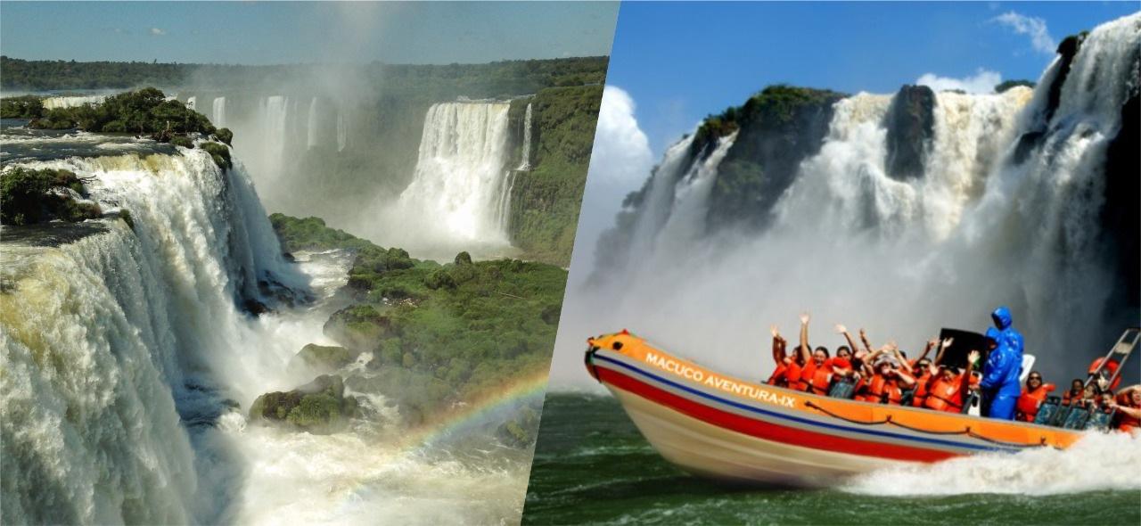 Cataratas e Macuco Safari, Foz do Iguaçu em 1 dia