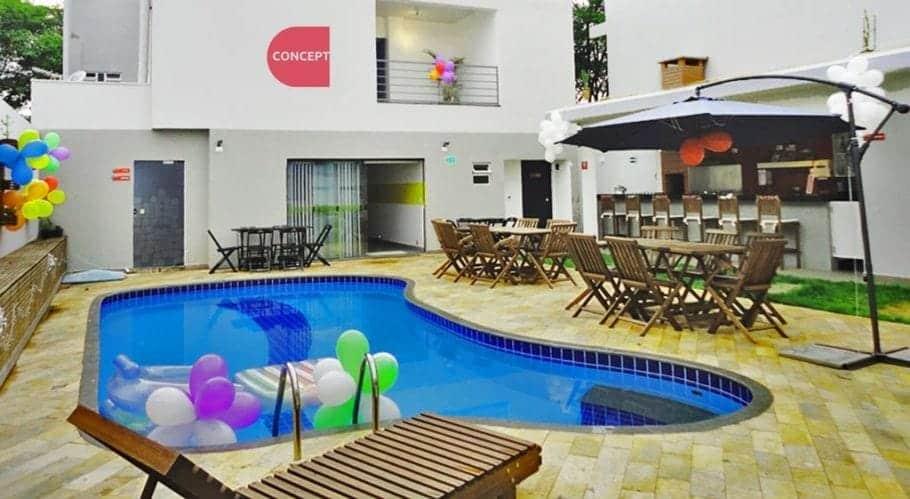 Concept Hostel Design - Hotéis mais econômicos em Foz do Iguaçu