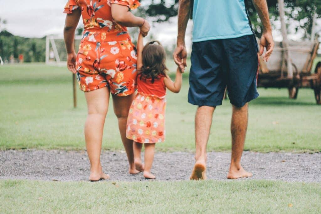 Família em passeio - Foz do Iguaçu em 1 dia