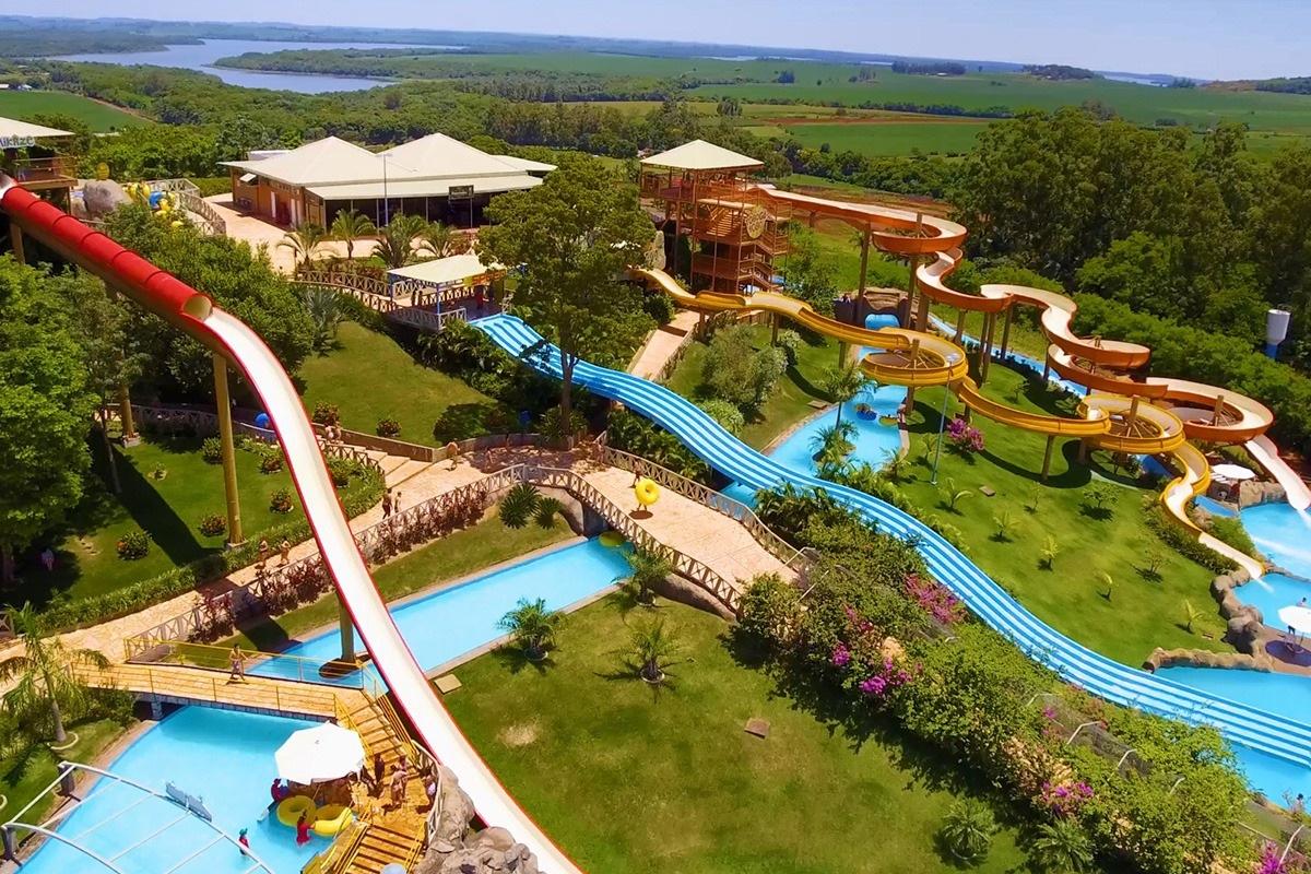 Parques Aquáticos em Foz do Iguaçu - Itaipuland Park, Resort e SPA.