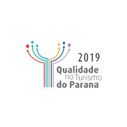 Selo 2019 de Qualidade no Turismo em Foz do Iguaçu - PR