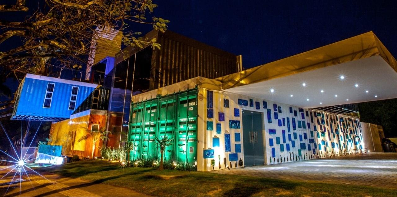 Tetris Hostel - Hotéis econômicos em Foz do Iguaçu