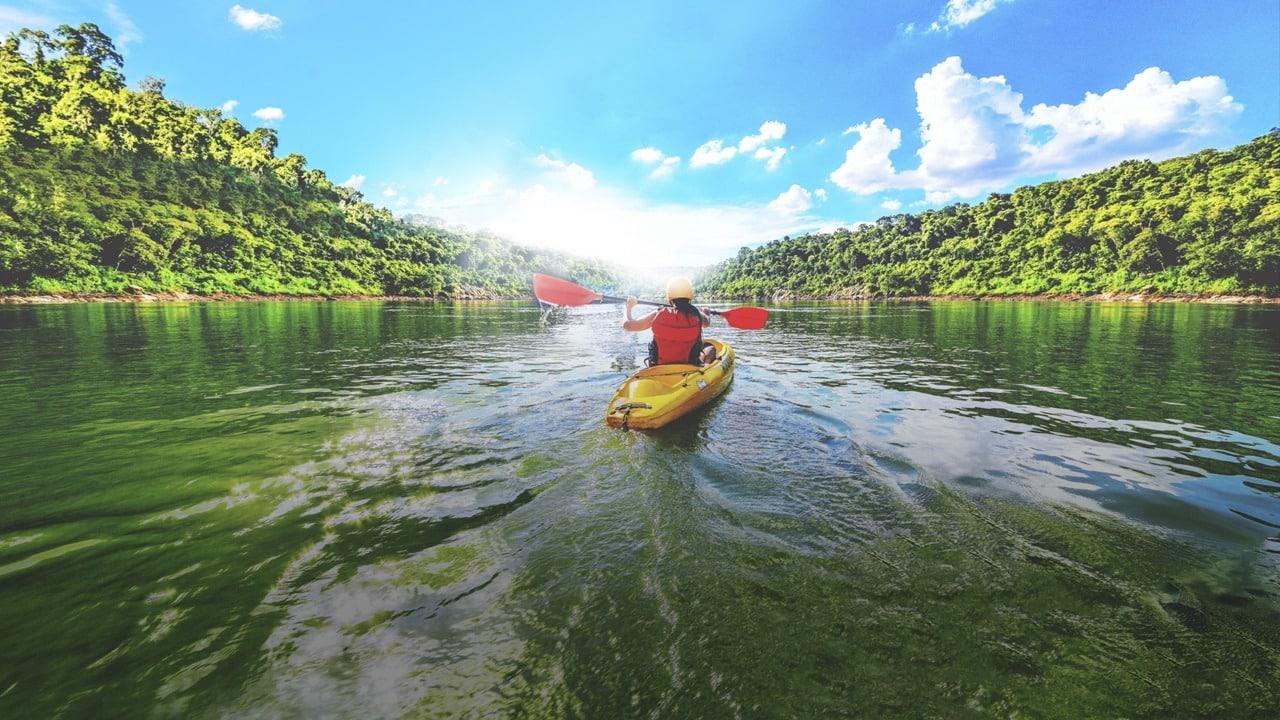 Expedição Aguaray em Foz do Iguaçu.