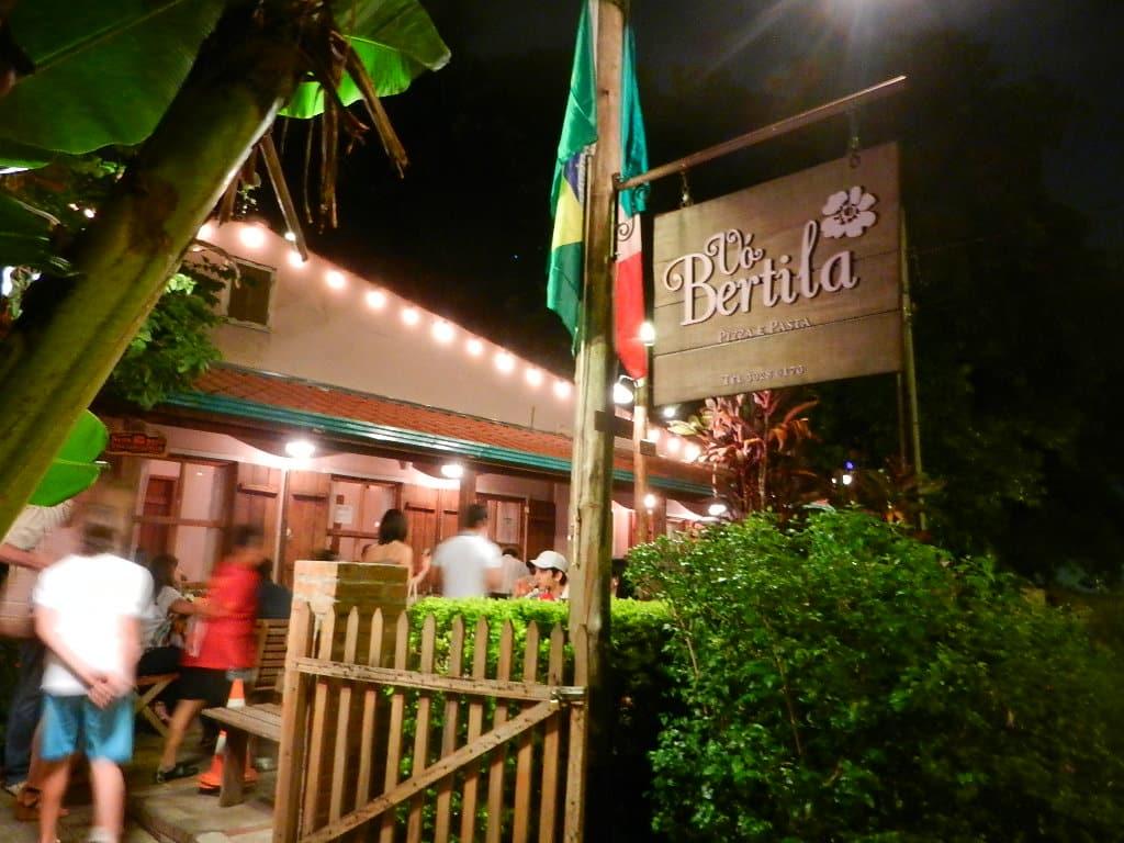 Pizzaria da Vó Bertila em Foz do Iguaçu