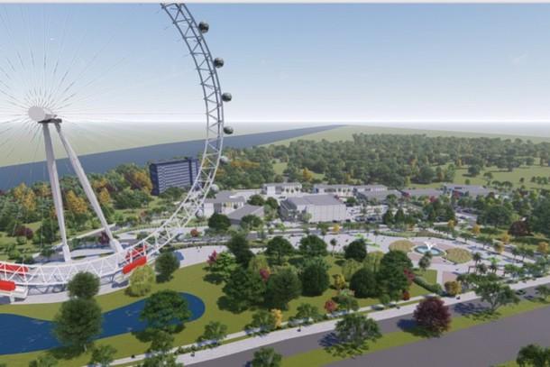 Projeto da nova infraestrutura em Foz do Iguaçu 2021