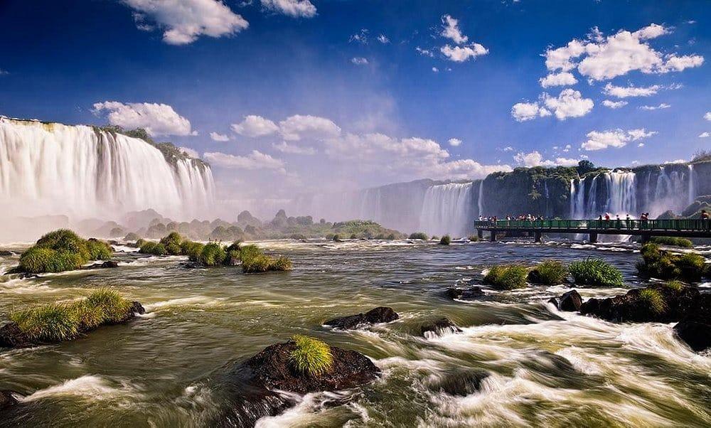 Cataratas do Iguaçu é o destino para 2021