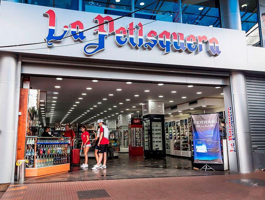 Comprar perfume no Paraguai