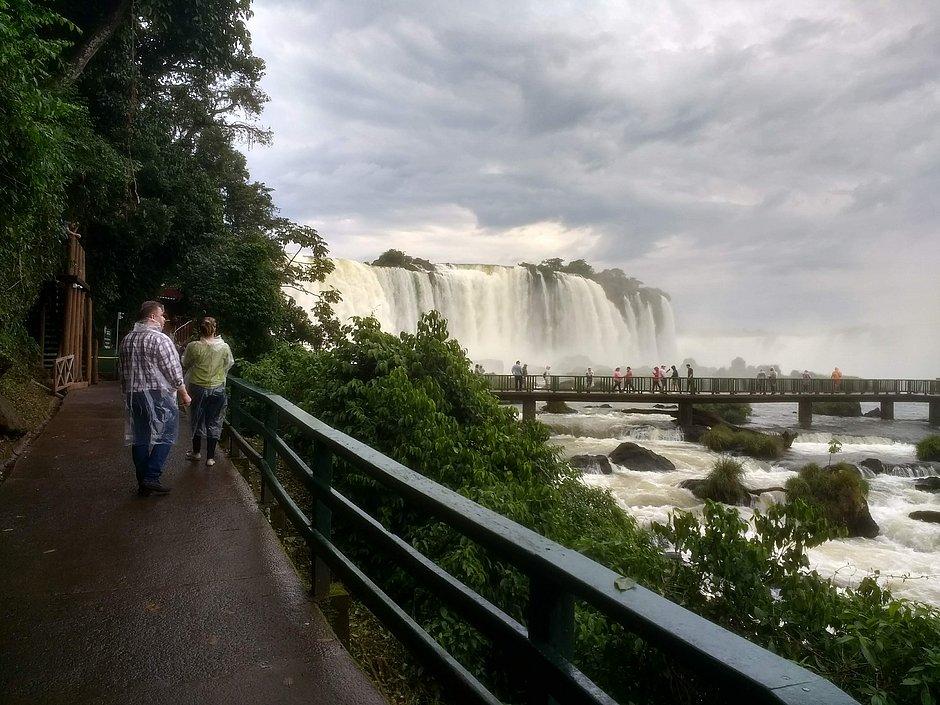 Conheça o Parque Nacional do Iguaçu