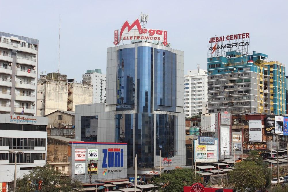 Comprar eletrônicos no Paraguai